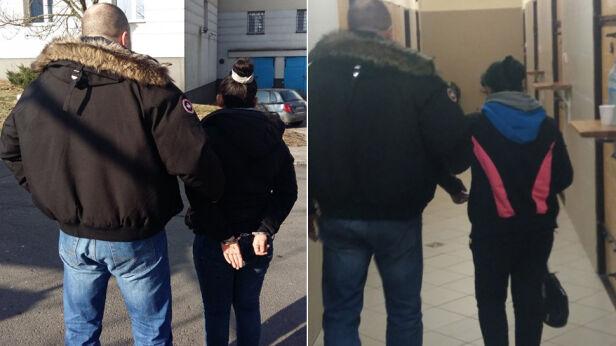 Kobiety zatrzymane za kradzież ksp