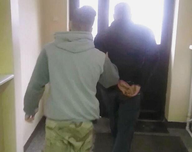 Zatrzymany 42-latek  Komenda Stołeczna Policji