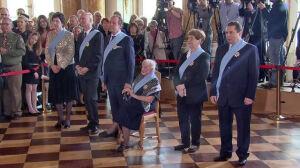 Prezydent wręczył Ordery Orła Białego. M.in. Półtawska, Wildstein, Kleiber