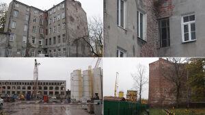"""Ewakuacja kamienicy na Stalowej. """"Poprzedniej nocy słyszeliśmy huk"""""""