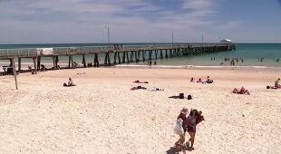 Upalna pogoda w Australii