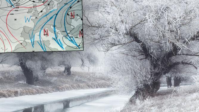 Autostrada zimna mrozi Europę. <br />Jednak na horyzoncie widać odwilż