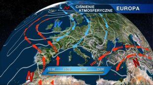 Wyż atlantycki ukształtuje pogodę w lipcu