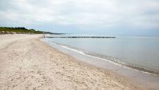 Bałtyk i jeziora bez ładnej pogody