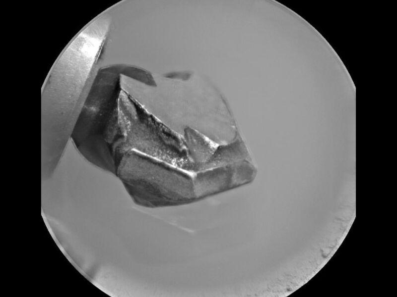 Wiertło Curiosity (NASA)