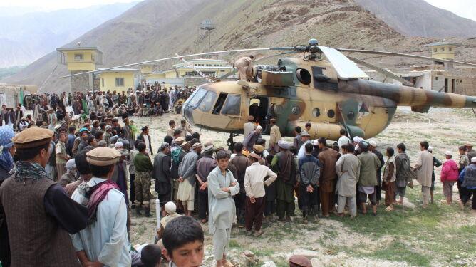 """Katastrofalna powódź w północnym Afganistanie. """"Straciłem wszystkich: rodziców, żonę i dzieci"""""""