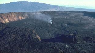 Największy wulkan świata budzi się do życia