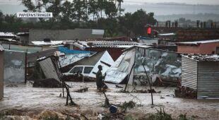 Powodzie nawiedzają Republikę Południowej Afryki