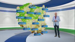 Prognoza pogody na poniedziałek 8.03